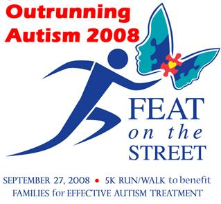 2008 Outrunning Autism 5K Run/Walk