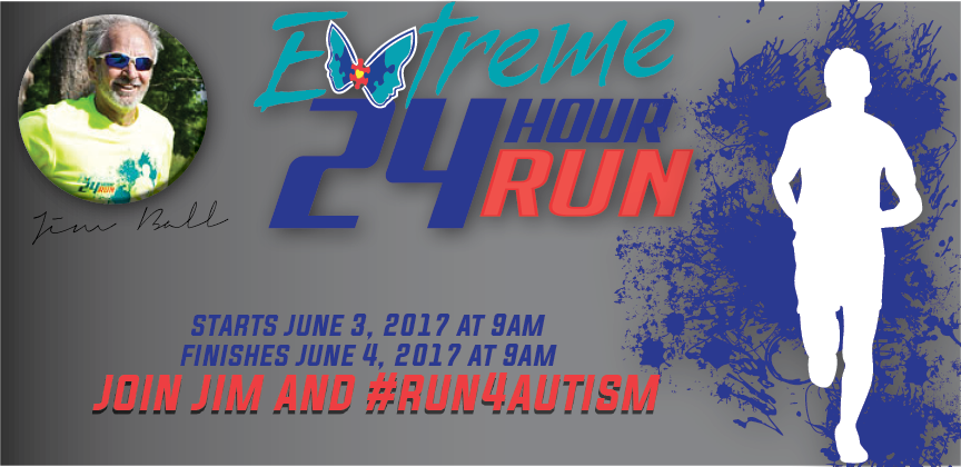 Outrunning Autism Extreme